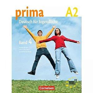 Prima A2: Band 4 - Schlerbuch