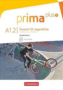 Prima Plus A1/2 - Arbeitsbuch mit CD-ROM