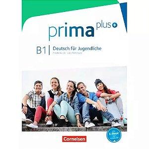 Prima Plus B1 - Schülerbuch