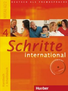 Schritte International 4 - A2/2