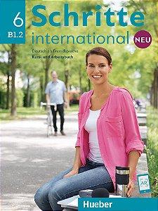 Schritte International Neu 6 - B1/2 (NOVA EDIÇÃO)
