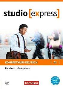 Studio [express] A1 - Kurs- und šbungsbuch mit Audios online