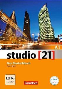 Studio 21 A1 - Kurs- und šbungsbuch mit DVD-ROM (VERSÇO ANUAL)