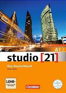 Studio 21 A1: Teilband 2 - Kurs- und Übungsbuch mit DVD-ROM (VERSÇO SEMESTRAL PARTE 2)