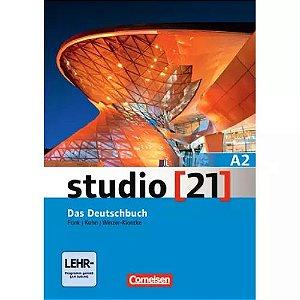 Studio 21 A2 - Kurs- und šbungsbuch mit DVD-ROM (VERSÇO ANUAL)