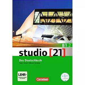 Studio 21 B1: Teilband 2 - Kurs- und Übungsbuch mit DVD-ROM (VERSÇO SEMESTRAL PARTE 2)