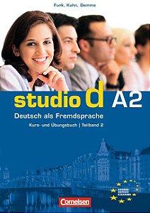 Studio D A2: Teilband 2 - Einheit 7-12 (VERSÇO SEMESTRAL PARTE 2)