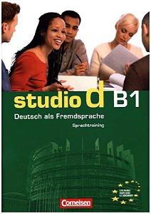 Studio D B1 - Gesamtband Lektion 1-10 - Kurs- und šbungsbuch mit Lerner-CD