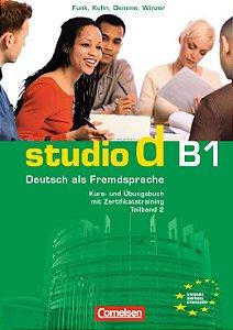 Studio D B1: Teilband 2 - Einheit 6-10 (VERSÇO SEMESTRAL PARTE 2)