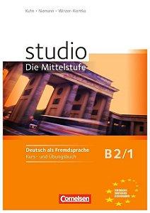 Studio D B2: Teilband 1 -  Kurs- und šbungsbuch mit Lerner-CD