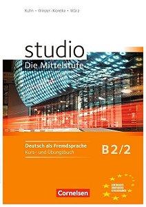 Studio D B2: Teilband 2 -  Kurs- und šbungsbuch mit Lerner-CD