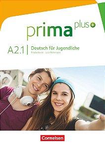 Prima Plus A2/1 - Schülerbuch