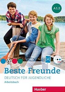 Beste Freunde A1/2 - Arbeitsbuch mit Audio-CD