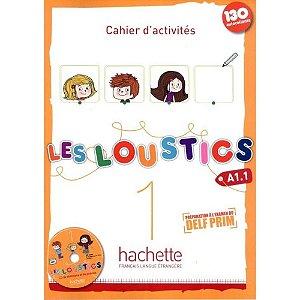 Les Loustics 1 - Cahier dïactivit's + CD audio