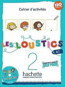 Les Loustics 2 - Cahier dïactivit's + CD audio