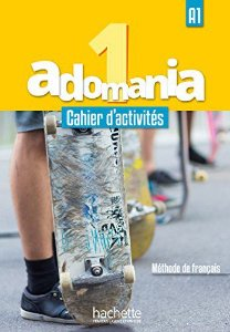 Adomania 1 - Cahier dïactivit's + CD audio + Parcours digital - A1