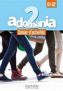 Adomania 2 - Cahier dïactivit's + CD audio + Parcours digital - A1/A2