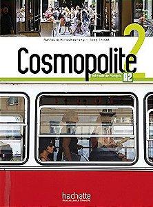 Cosmopolite 2 - Livre de lï'lŠve + DVD-ROM + Parcours digital(R) - A2