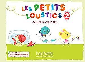 Les Petits Loustics 2 - Cahier dïactivit's + CD audio