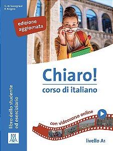 Chiaro! A1 - Libro dello studente e esercizi  + mp3 e video online