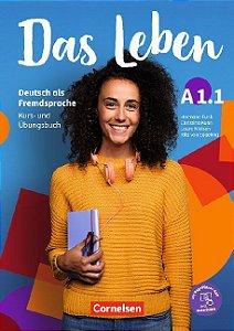 Das Leben A1/1, Kurs- und sbungsbuch mit interaktiven sbungen