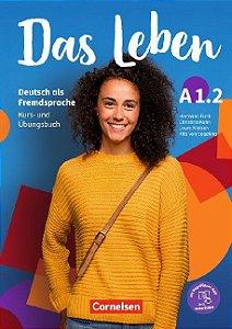 Das Leben A1/2, Kurs- und sbungsbuch mit interaktiven sbungen