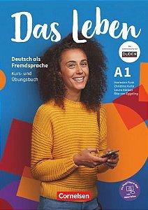 Das Leben A1, Kurs- und sbungsbuch mit interaktiven sbungen