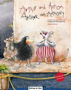 Bi:libri - Arthur und Anton mit Audio-CD