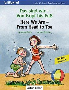 Bi:libri - Das sind wir: Von Kopf bis Fuá