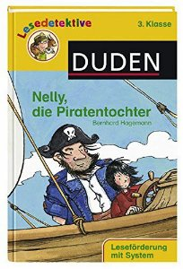 DUDEN - Lesedetektive - Nelly, die Piratentochter