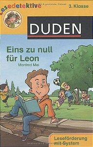 DUDEN - Lesedetektive - Eins zu null fr Leon