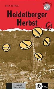 Felix & Theo - Heidelberger Herbst mit Audio-CD