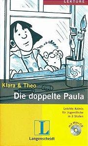 Klara & Theo - Die doppelte Paula mit Audio-CD