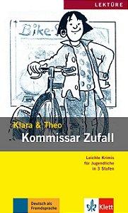 Klara & Theo - Kommissar Zufall mit Audio-CD