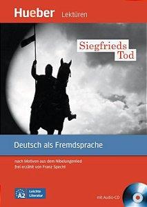Leichte Literatur - Siegfrieds Tod mit Audio CD