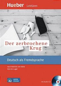 Leichte Literatur - Der zerbrochene Krug mit Audio-CD