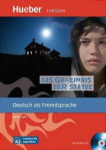 Lektren fr Jugendliche - Das Geheimnis der Statue mit Audio-CD