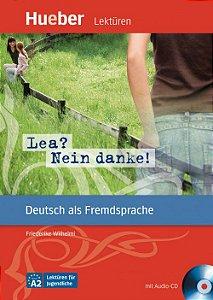 Lektren fr Jugendliche - Lea? Nein Danke! - mit Audio-CD