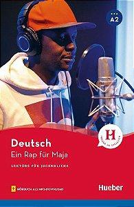 Lektüren für Jugendliche - Ein Rap für Maja