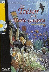 Le Tr'sor de la Marie Galante + CD audio