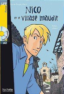 Nico et le Village Maudit + CD audio