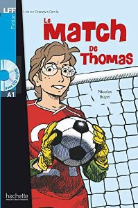 Le Match de Thomas + CD Audio