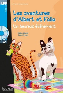 Albert et Folio - Un heureux 'vŠnement + CD audio