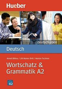 Deutsch ben - Wortschatz  Grammatik A2