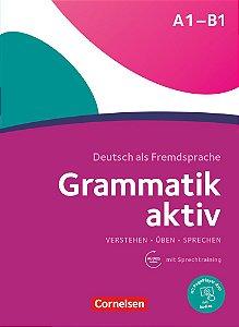 Grammatik aktiv A1/B1 - übungsgrammatik-mit-Audio-CD