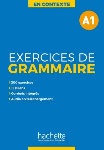 En Contexte - Exercices de grammaire A1+audio MP3+corrig's