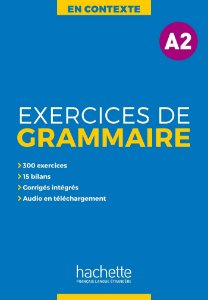 En Contexte - Exercices de grammaire A2+audio MP3+corrig's