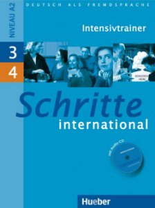 Schritte International Intensivtrainer 3 e 4 + CD - A2