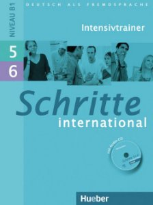 Schritte International Intensivtrainer 5 e 6 + CD - B1