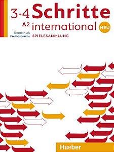Schritte International Neu 3+4 - Spielesammlung